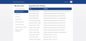 Appointment Review Online Booking